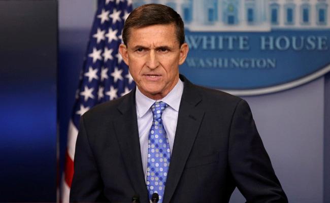 Donald Trump pardons former national security adviser Michael Flynn - Sakshi