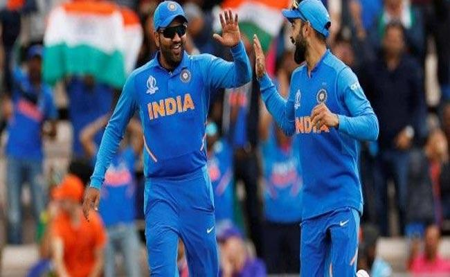 Lack Of Confusion Over Rohit Sharmas Injury, Says Virat Kohli - Sakshi