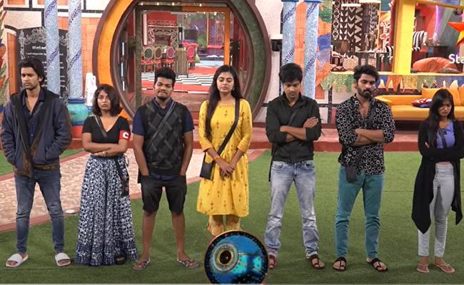 Bigg Boss 4 Telugu: Harika Will Be The Last Captain - Sakshi