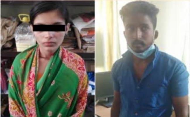 Wife Assassinate Her Husband Dharwad District Karnataka - Sakshi