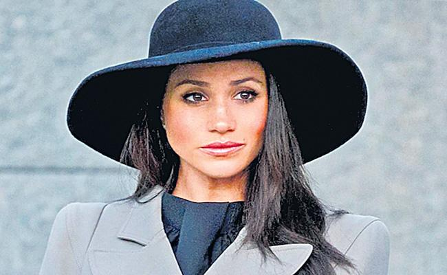 Meghan Markle Essay Reveals She Had a Miscarriage in July - Sakshi