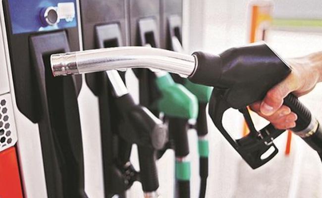 Petrol, Diesel rates hikes again - Sakshi