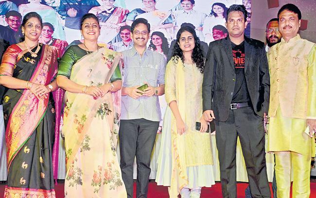 Reddys Multiplex Movies Banner Launch - Sakshi