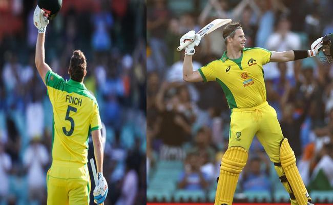 India Vs Australia First One Day At Sidney - Sakshi