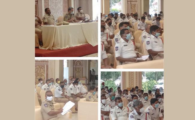 GHMC Elections 2020 KCR Public Meeting Traffic Restrictions - Sakshi