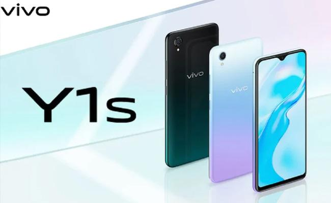 Vivo Entry Level Smartphone Y1s Launched in India - Sakshi