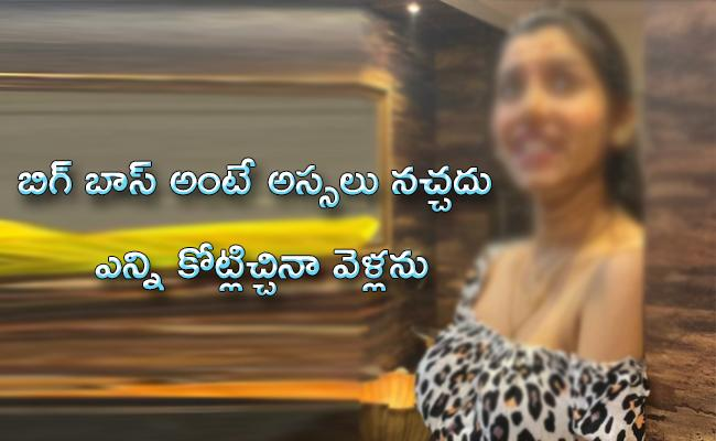 Bigg Boss 4 Telugu : Anchor Vishnu Priya Shocking Comments On Bigg Boss Show - Sakshi