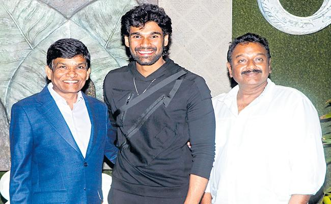 Bellamkonda Sai Sreenivas to debut in Bollywood with Chatrapathi remake - Sakshi