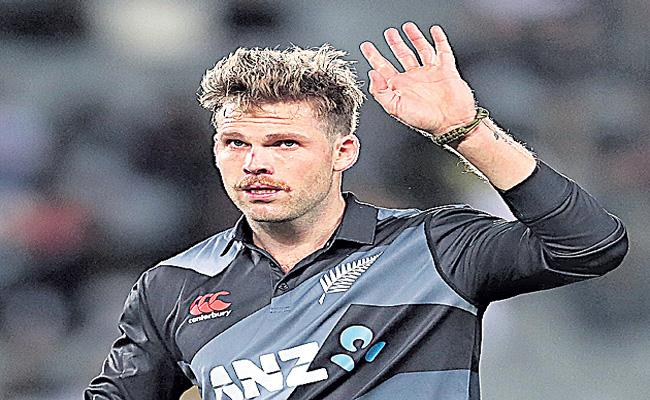 New Zealand beats West Indies by five wickets in first T20 - Sakshi
