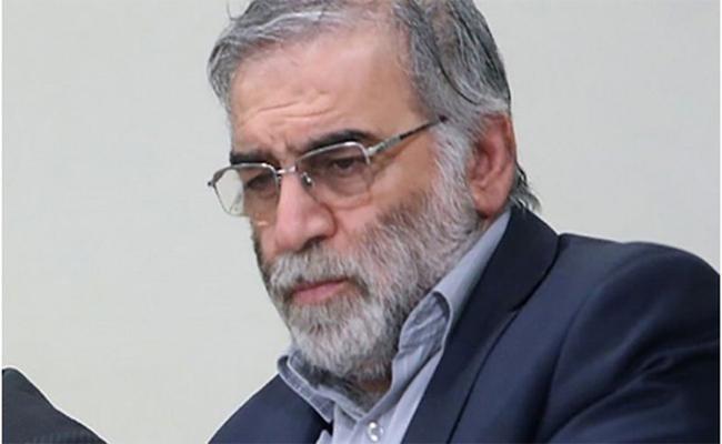 Iranian Nuclear Scientist Mohsen Fakhrizadeh Assasinated Near Tehran - Sakshi