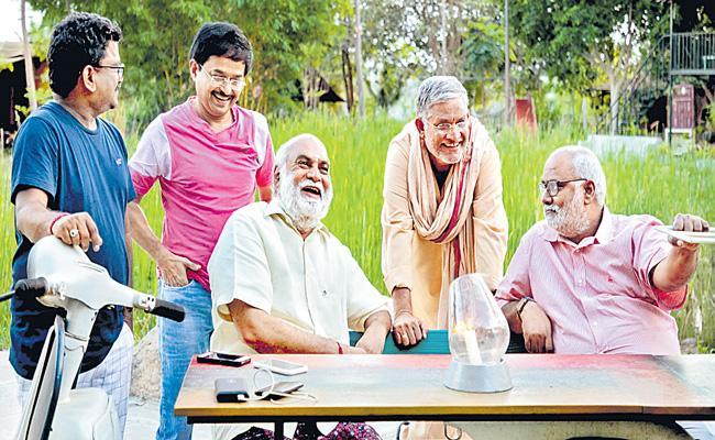 K Raghavendra Rao Turns Actor - Sakshi