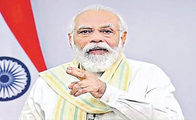 PM Narendra Modi to visit three cities to review Covid-19 vaccine - Sakshi
