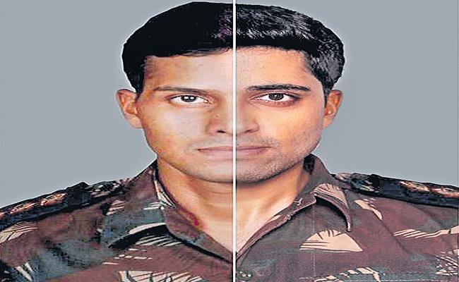 Mahesh Babu shares Adivi Sesh look for Major biopic - Sakshi