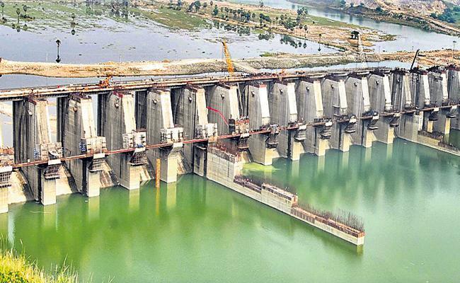Above 2234 Crore To Polavaram From Central Govt For Reimbursement - Sakshi