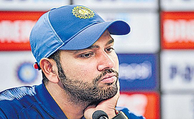BCCI Explains Why Rohit Sharma Didn not Travel to Australia - Sakshi