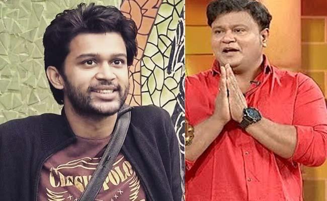 Bigg Boss 4 Telugu: Bullet Bhaskar Supports Abhijeet - Sakshi