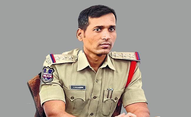 Kamareddy CI Jagadeesh Circle Inspector Bribed Case Updates - Sakshi