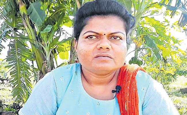 Sakshi Special Story on Woman Sarpanch Kavita Bhondve