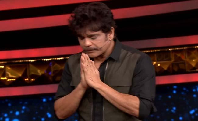 Bigg Boss 4 Telugu: Nagarjuna Request Contestants To Play Game - Sakshi