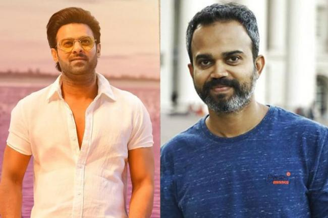 KGF Director Meets Prabhas yet Again Amid Collaboration Rumours: Report - Sakshi