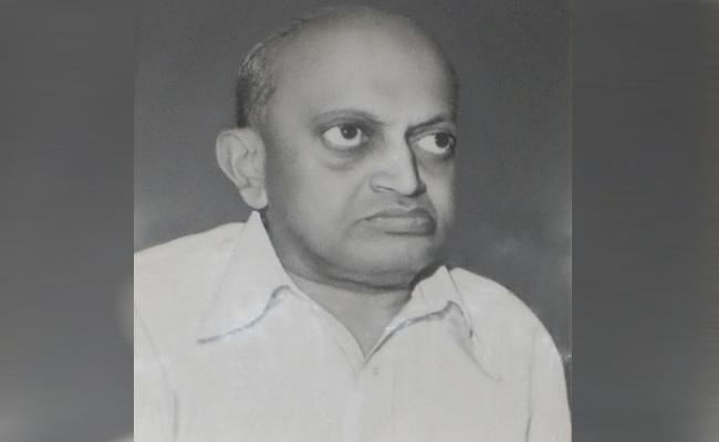 Doctor Nagasuri Venugopal Memorise Sardesai Tirumala Rao - Sakshi