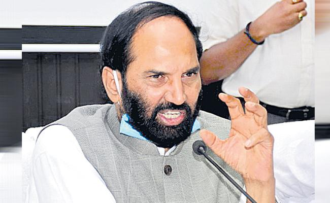 GHMC Elections 2020: Uttam Kumar Reddy Hopes To Win Maximum Seats - Sakshi