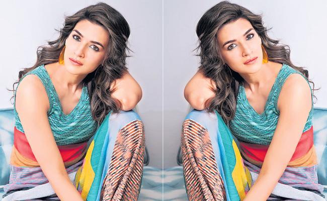 Kriti Sanon To Play Sita In Prabhas Starrer Adipurush - Sakshi