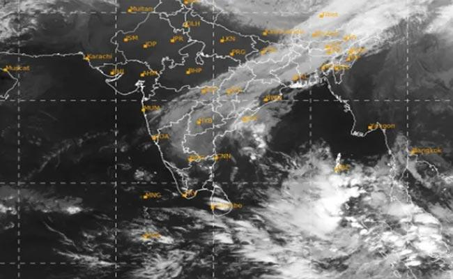 After Cyclone Nivar, Another Storm Brews In Bay Of Bengal - Sakshi