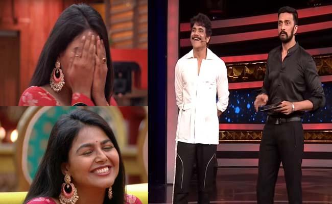 Bigg Boss 4 Telugu: Monal Says She Likes Sudeep - Sakshi