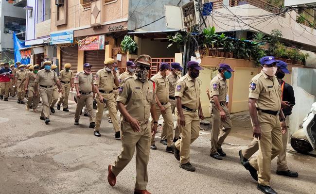 GHMC Elections 2020: Hyderabad Police Ready For GHMC Polls - Sakshi