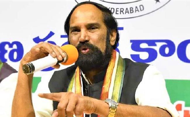 TPCC Chief Uttam Kumar Reddy Fires On TRS And BJP - Sakshi