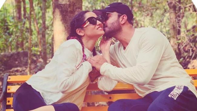Ankita Lokhande Instagram Post About Boyfriend Vicky Jain - Sakshi