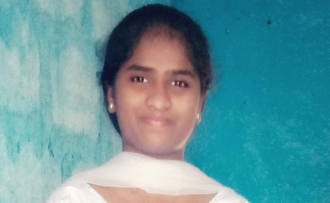 Gaddam Premalatha Got JEE Rank In East Godavari District - Sakshi