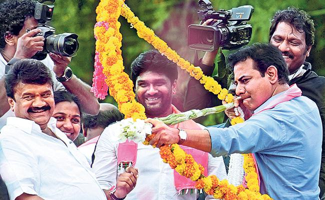 GHMC Elections 2020: KTR Reaction On Hyderabad Name Change - Sakshi