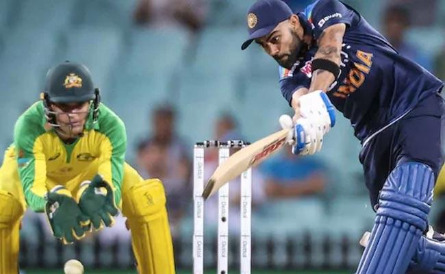 Record Totals For Both India And Australia - Sakshi
