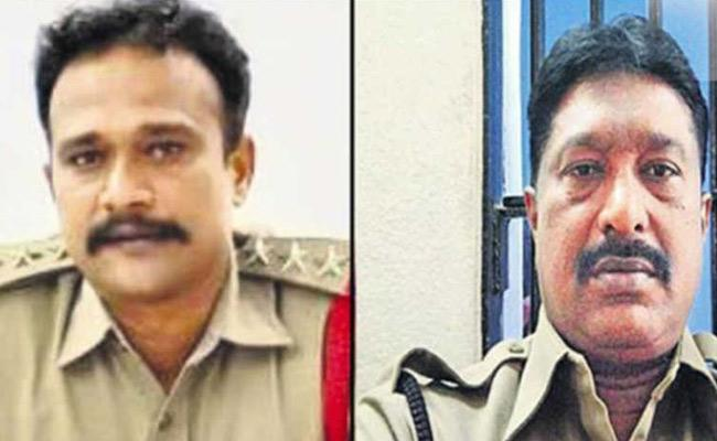 Nandyal Court Revoked SI and Constable Bail Over Family Suicide Case - Sakshi