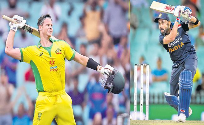 Australia beat India by 51 runs - Sakshi