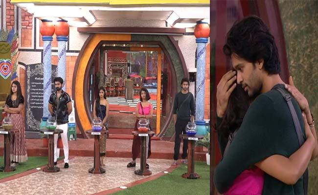 Bigg Boss 4 Telugu: These Contestants Are Nominated For 13 Week - Sakshi