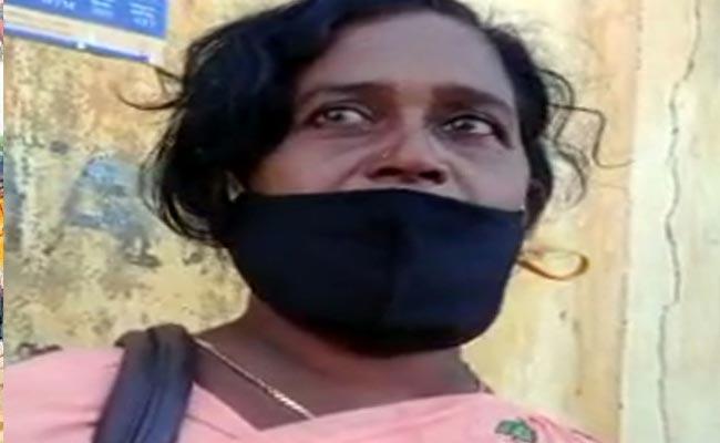 Anganwadi Activist Who Thwarted Assassination Attempt On Perni Nani - Sakshi