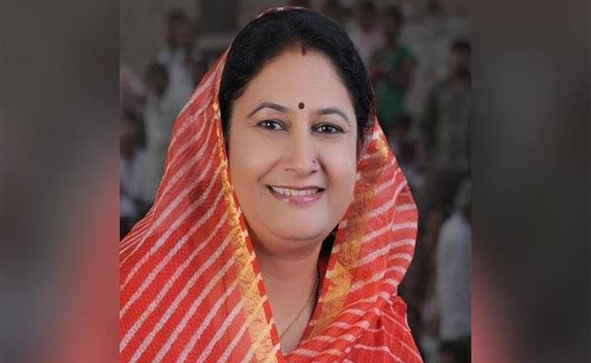 Rajasthan MLA Kiran Maheshwari Deceased With Corona Virus - Sakshi