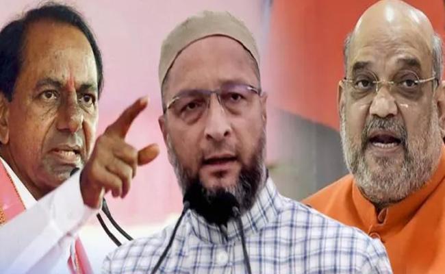 I Am Laila Of Indian Politics Says Asaduddin Owaisi - Sakshi