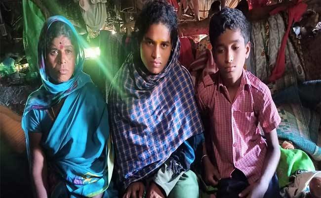 Wife Eliminates Husband Over Property Dispute Mustabad Sircilla - Sakshi