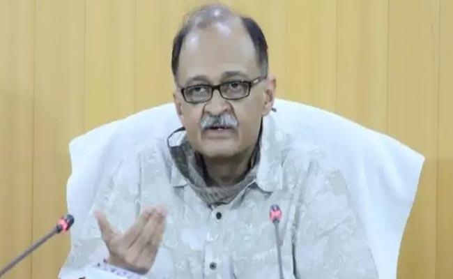 IAS Officer Utpal Kumar Singh Elected As Lok Sabha Secretary General - Sakshi