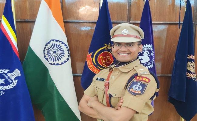 Trainee IPS Prathap Sivakishore Success Story - Sakshi