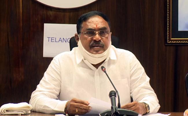Errabelli Dayakar Rao: Central Is Not Giving Single Rupee For Mission Bhagiratha - Sakshi