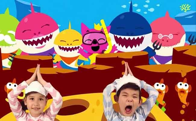 Baby Shark Song Is YouTube Most Viewed Video - Sakshi