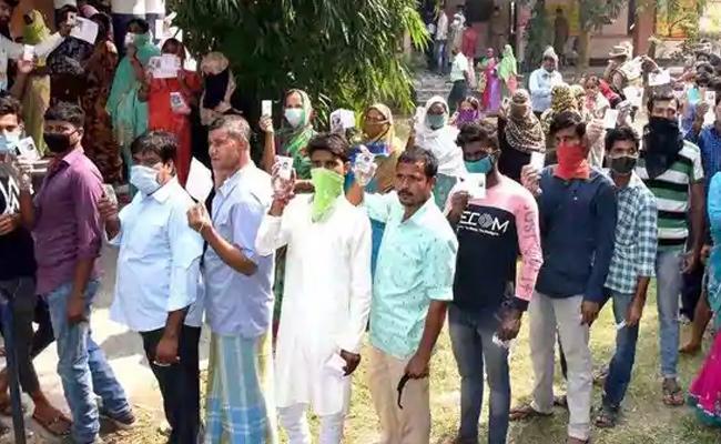 Vardelli Murali Editorial Second Phase Bihar Election - Sakshi