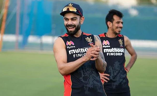 Young Virat Kohli Describes His Bowling Style Viral Tweets From Fans   - Sakshi