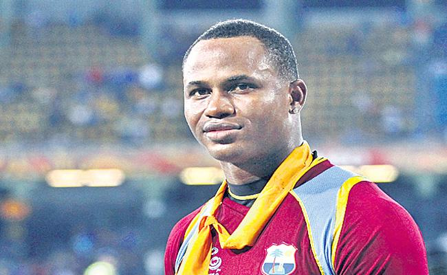 West Indies star cricketer Marlon Samuels has retired from cricket - Sakshi