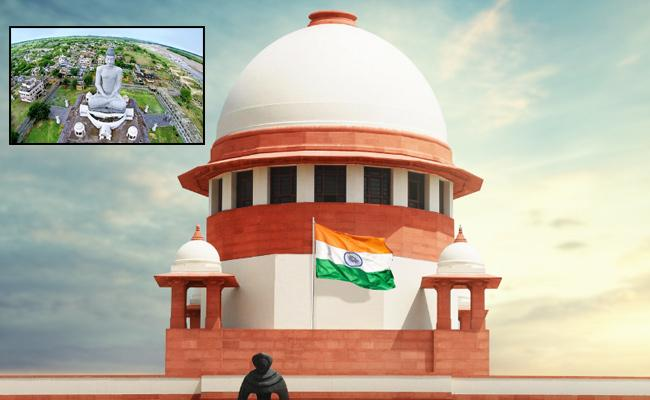 Supreme Court Notice To TDP Leaders In Amaravati Land Scam - Sakshi